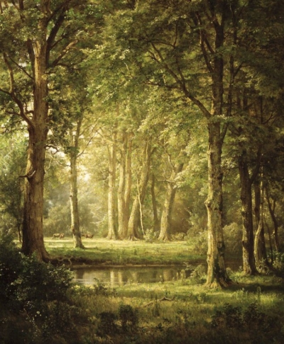 "William Trost Richards ""Early Summer"" (1888)"